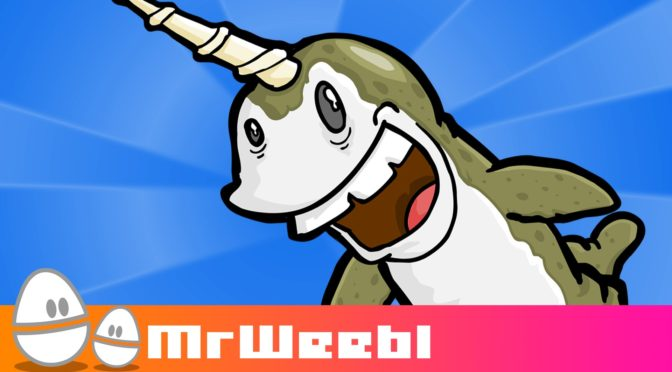 Narwhals : animated music video : MrWeebl